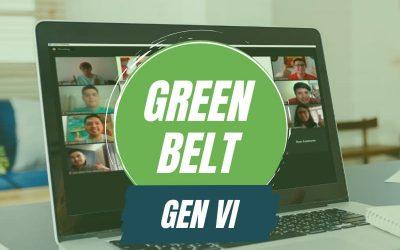Six Sigma Green Belt Online Gen VI