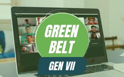 Six Sigma Green Belt Gen VII