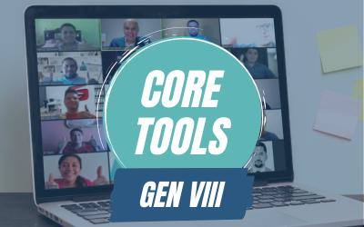 Core Tools Gen VIII