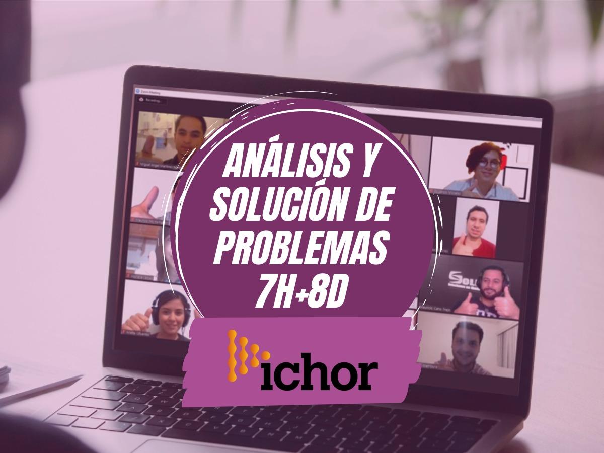 Ichor Solucion de problemas 7H+8D