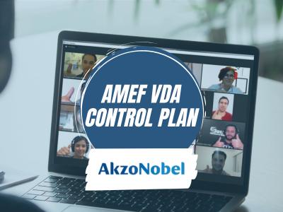 Curso Taller  Amef Vda Y Control Plan