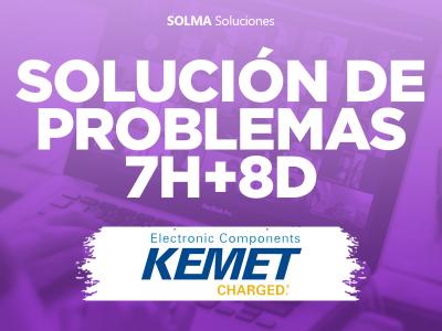 Análisis y Solución de Problemas 7H+8D KEMET