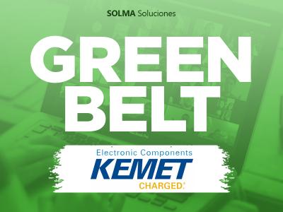 Six Sigma Green Belt KEMET