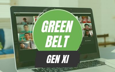 Six Sigma Green Belt Gen XI