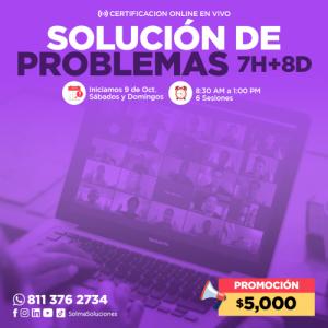 Solucion de problemas 7H+8D